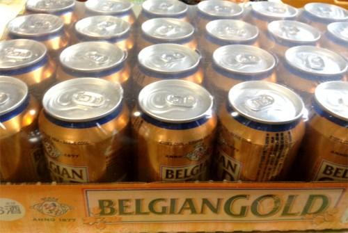 BELGIAN GOLD