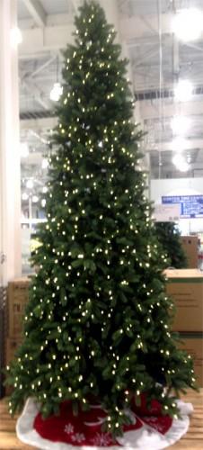 ジャンボクリスマスツリー