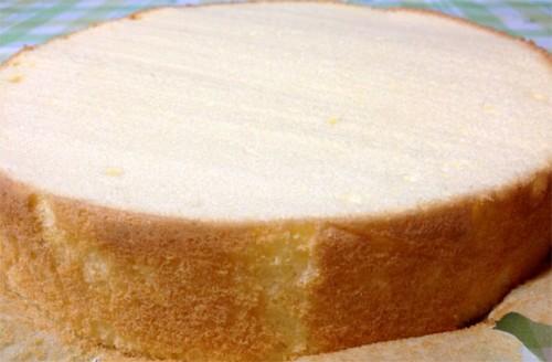 クリスマスケーキを手作りで簡単
