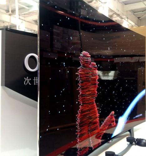 LGの有機ELテレビ