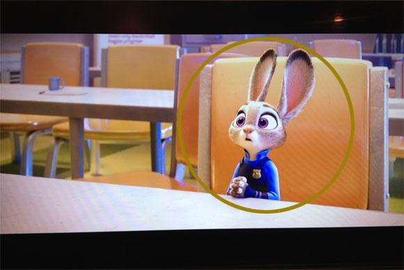 コストコの大画面液晶テレビ