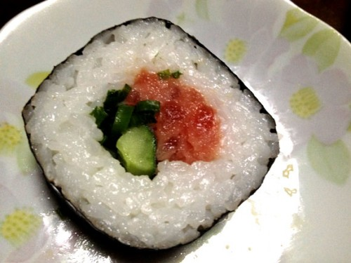 ネギトロ寿司