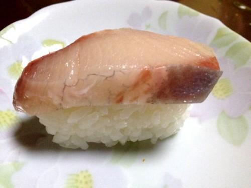 握り寿司のぶり