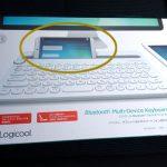 コストコで『ロジクール キーボード K480』を購入した理由は?