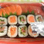 コストコの寿司 V.S. くら寿司 V.S. スシローの寿司、食べ比べして何が違う?