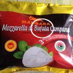 水牛のモッツァレラチーズをコストコで購入!前回の乳牛由来との違いは?
