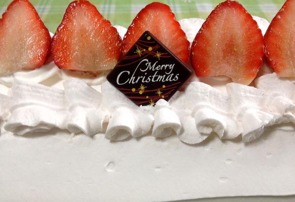 2016コストコのクリスマスケーキ