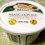 マスカルポーネが、かなり気になり購入!美味しさ風味を確かめてみると!