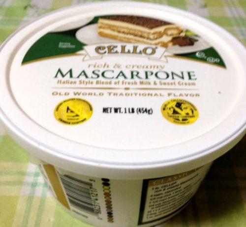 マスカルポーネ (Mascarpone)