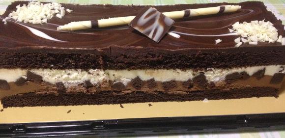コストコ タキシードケーキ1