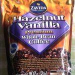 『ヘーゼルナッツ・バニラ・ホールビーンズコーヒー』豆をコストコで購入、どんな味?