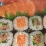 「まぐろとサーモン寿司」をコストコで購入、食べてみた!味と感想は?