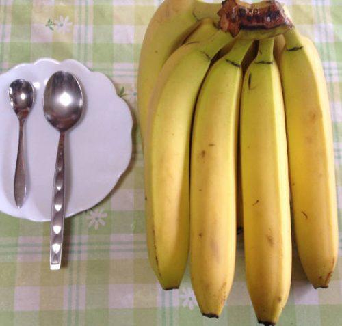 コストコのデルモンテのバナナ3