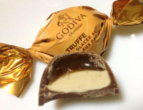 リンツ リンドール トリュフチョコレート2