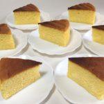美味しく厚みのあるしっとりしたスポンジケーキの作り方は?