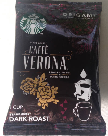 スターバックスコーヒーをクイジナートコーヒーメーカーでドリップする
