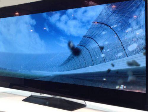 LG OLEDテレビ
