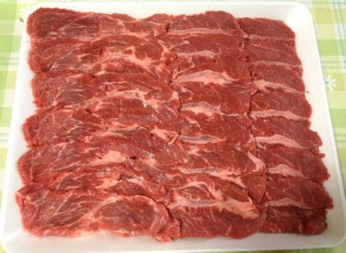 CHOICE トップブレード 焼肉の全体写真