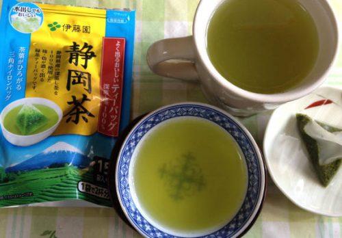 深入り静岡茶
