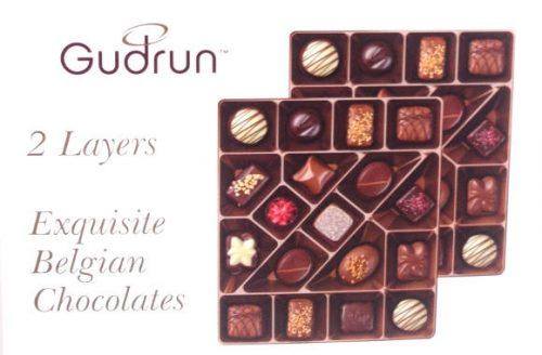カドラン ベルジャン チョコレート アソート