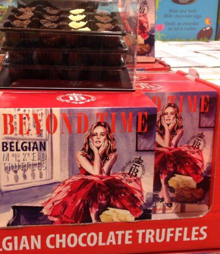ザ ベルジャン チョコレート ビヨンドタイム ベルギーチョコレート アソート