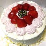 コストコ2019クリスマスケーキ/ホリデーシフォンケーキ特長や値段、大きさは?