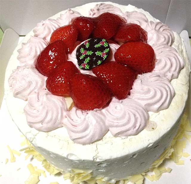 2019年コストコのクリスマスケーキ